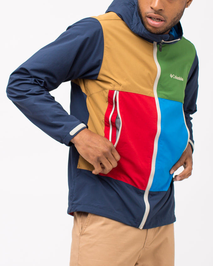 Frocks Jacket - Color: Columbia Multi Navy | Multi