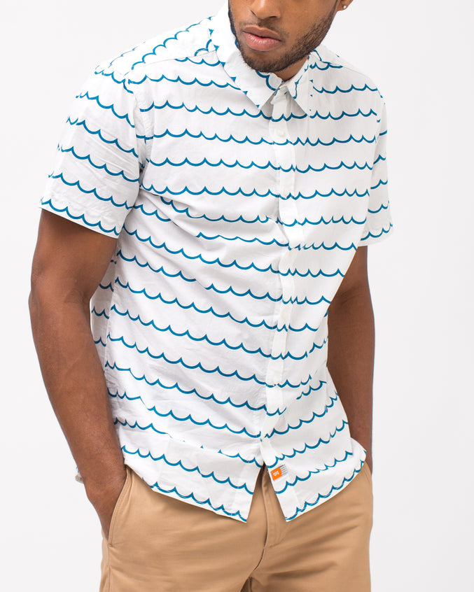 Rivera Shirt - Color: Blue | Blue
