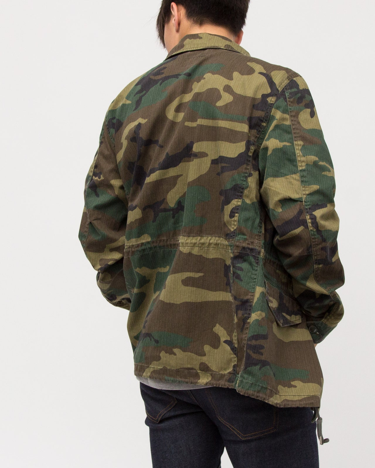 Revival M 65 Jacket - Color: Woodland Camo | Multi