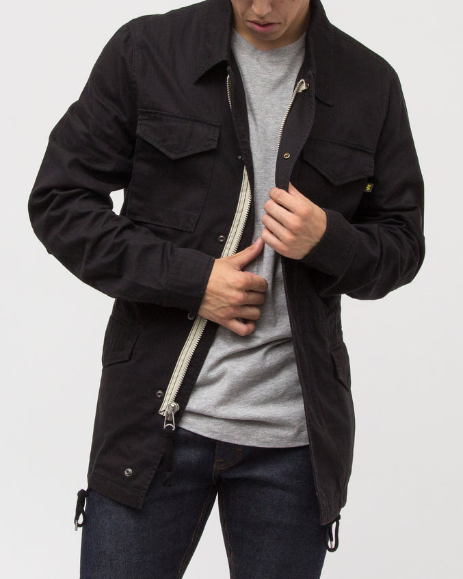 Revival M 65 Jacket - Color: Black | Black