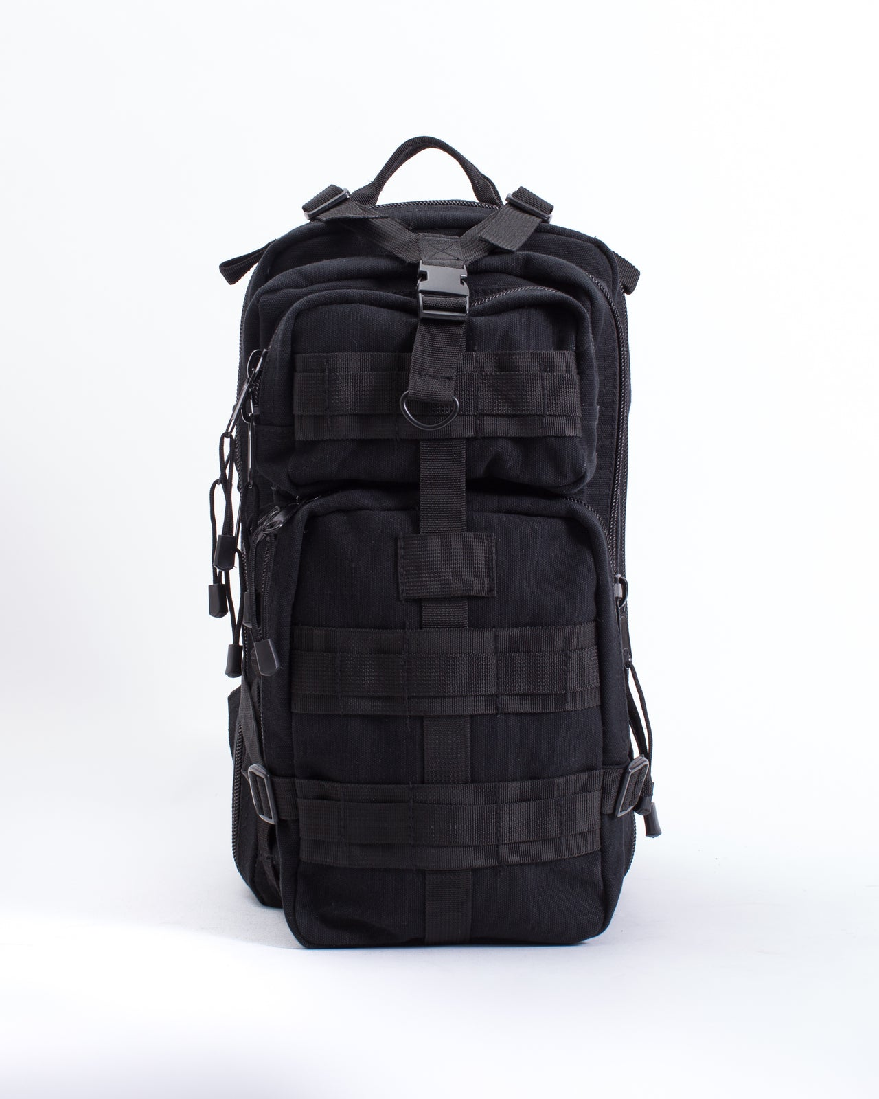 Tacticanvas Go Backpack - Color: Black | Black