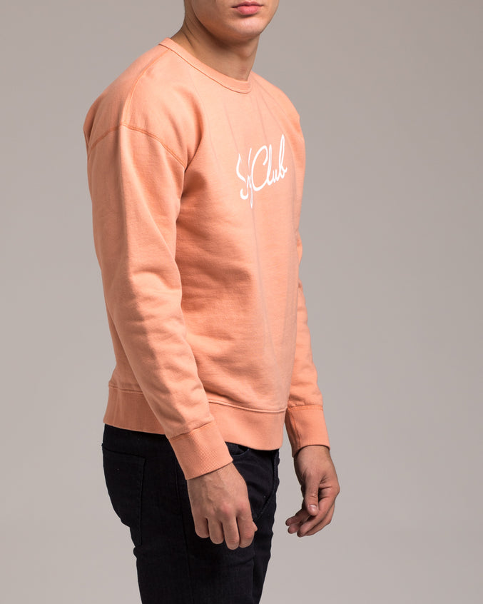 New Wave Sweatshirt - Color: Terra Cotta | Red