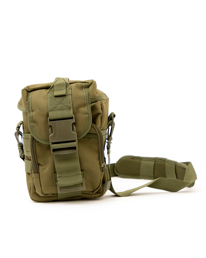 Tactical Shoulder Bag - Color: Olive Drab | Green