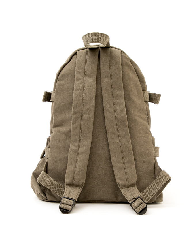 Compact Backpack - Color: Vintage Olive | Green