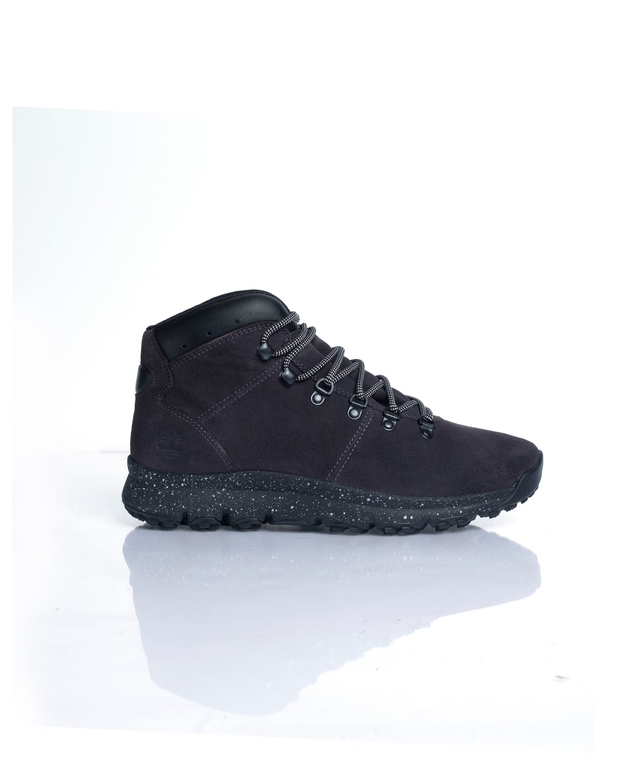World Hiker Mid - Color: Dark Grey Suede | Gray