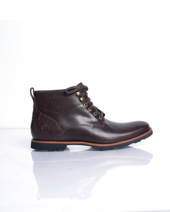 Kendrick Waterproof Chukka - Color: BROWN
