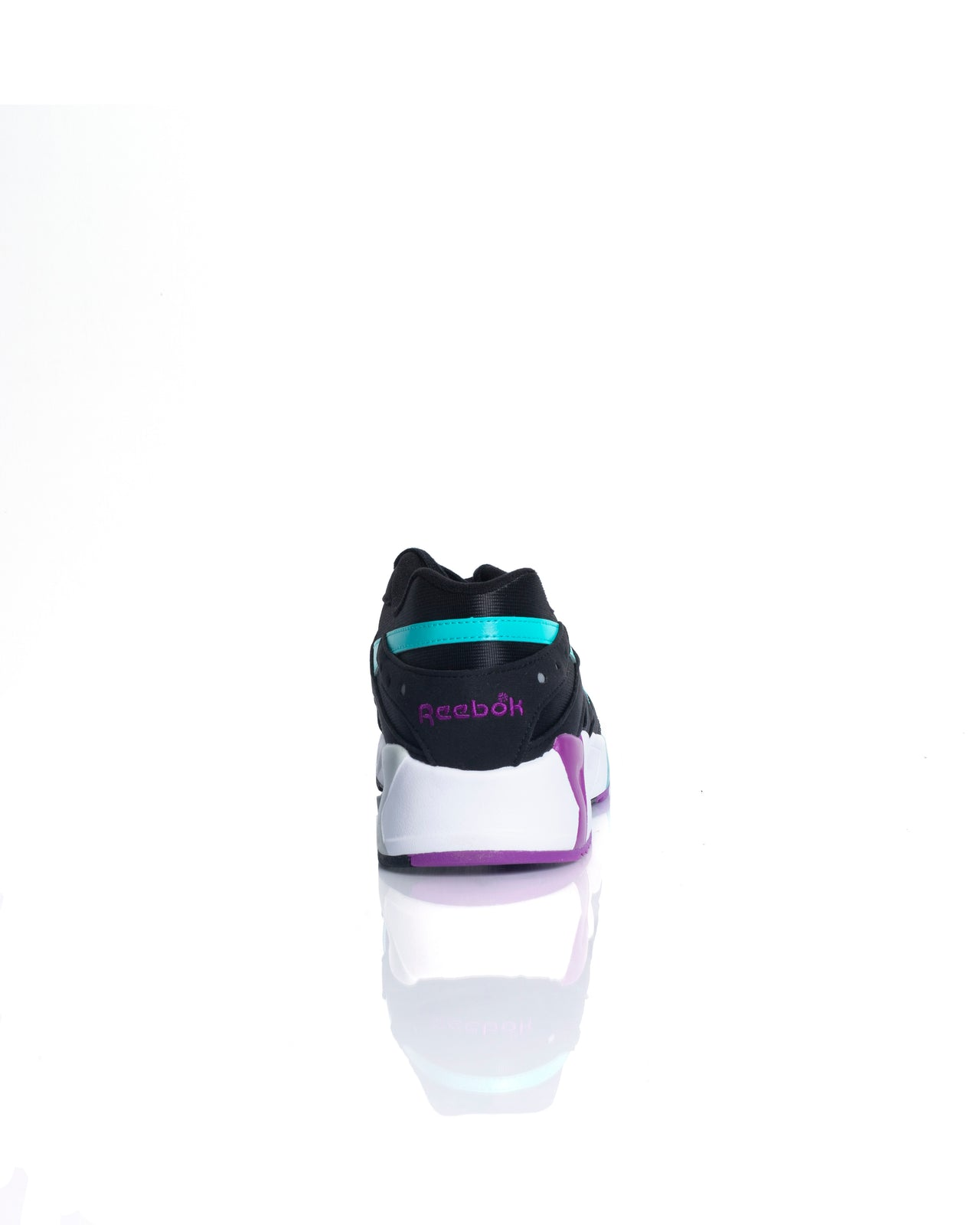 Aztrek - Color: Black/Teal/Aubergine | Black