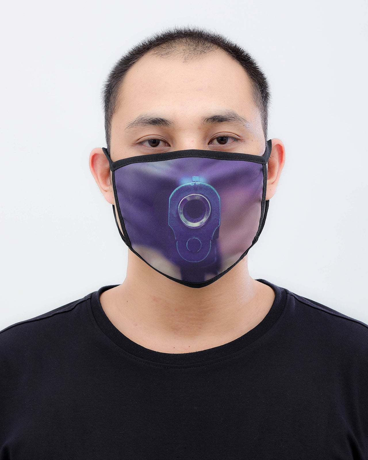 Stick Face Mask - Color: Multi | Multi
