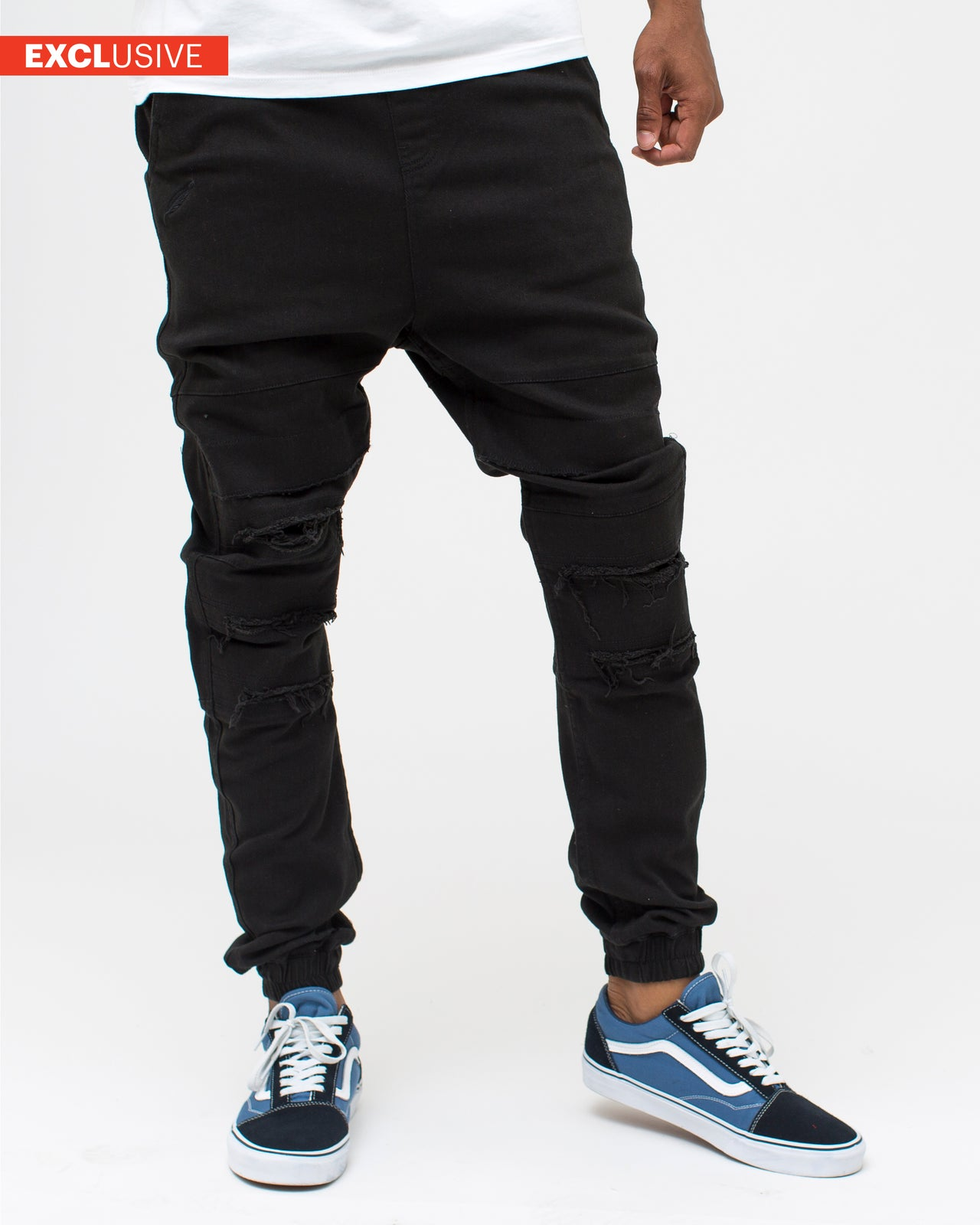 Shooter Jogger - Color: Raven | Black