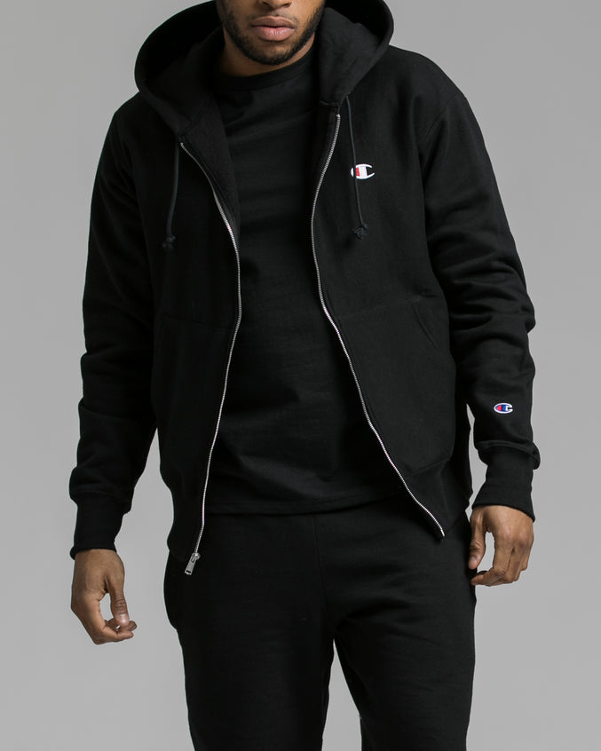 f9402cd21e79 Reverse Weave® Full Zip Hoodie - Color  Black
