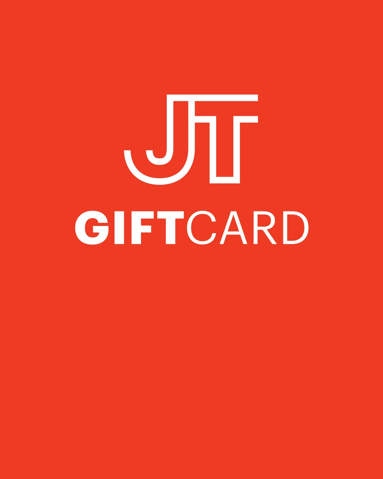 Gift Card - Color: Red | Red
