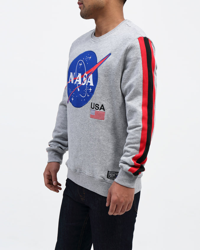 The Meatball Future Classic Crew Sweatshirt - Color: Grey