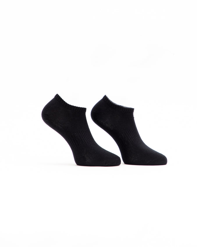 No Show Sock - Color: Black | Black
