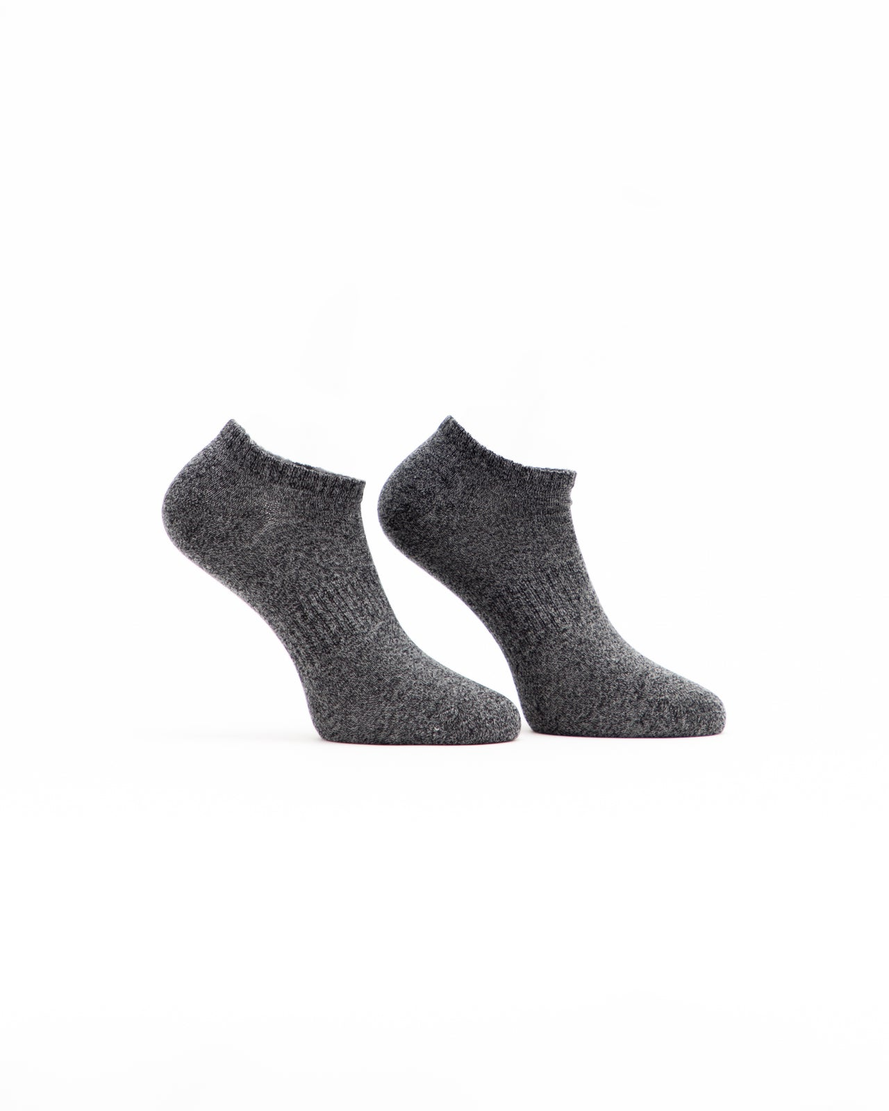 No Show Sock - Color: Charcoal | Gray
