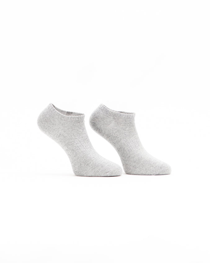 No Show Sock - Color: Grey | Gray