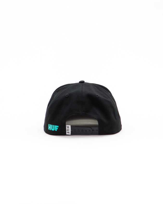 Blacklight Panther Snapback - Color: Black | Black