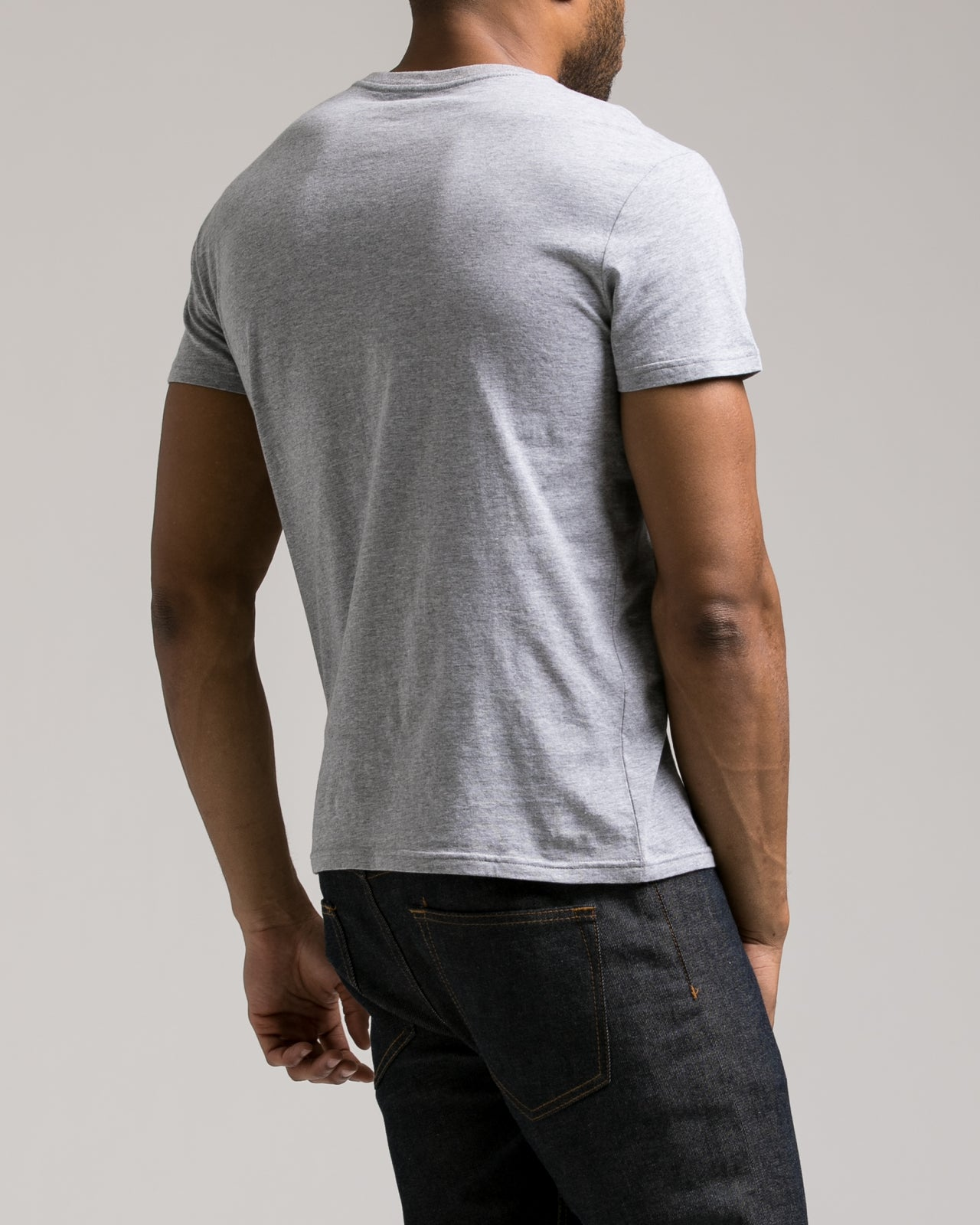The Daily Tee 2.0 - Color: Heather Grey | Gray