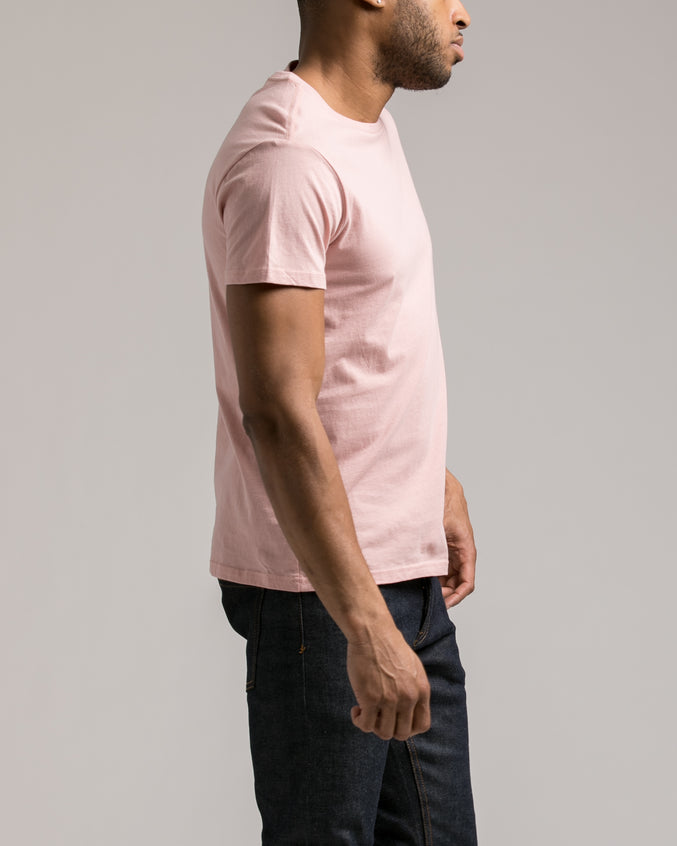 The Daily Tee 2.0 - Color: Pink | Pink