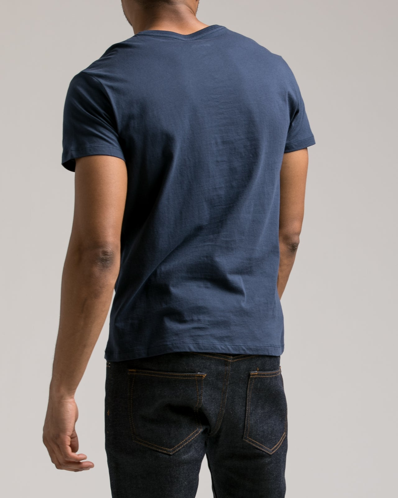 The Daily Vee 2.0 - Color: Navy | Blue
