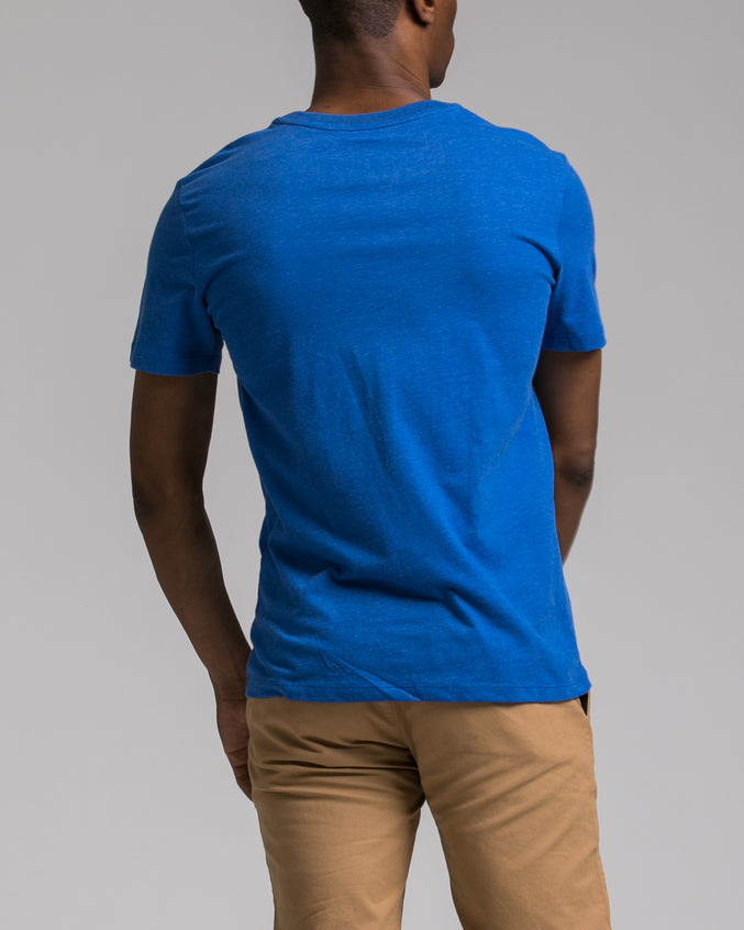 Slim Tee - Color: Blue | Blue