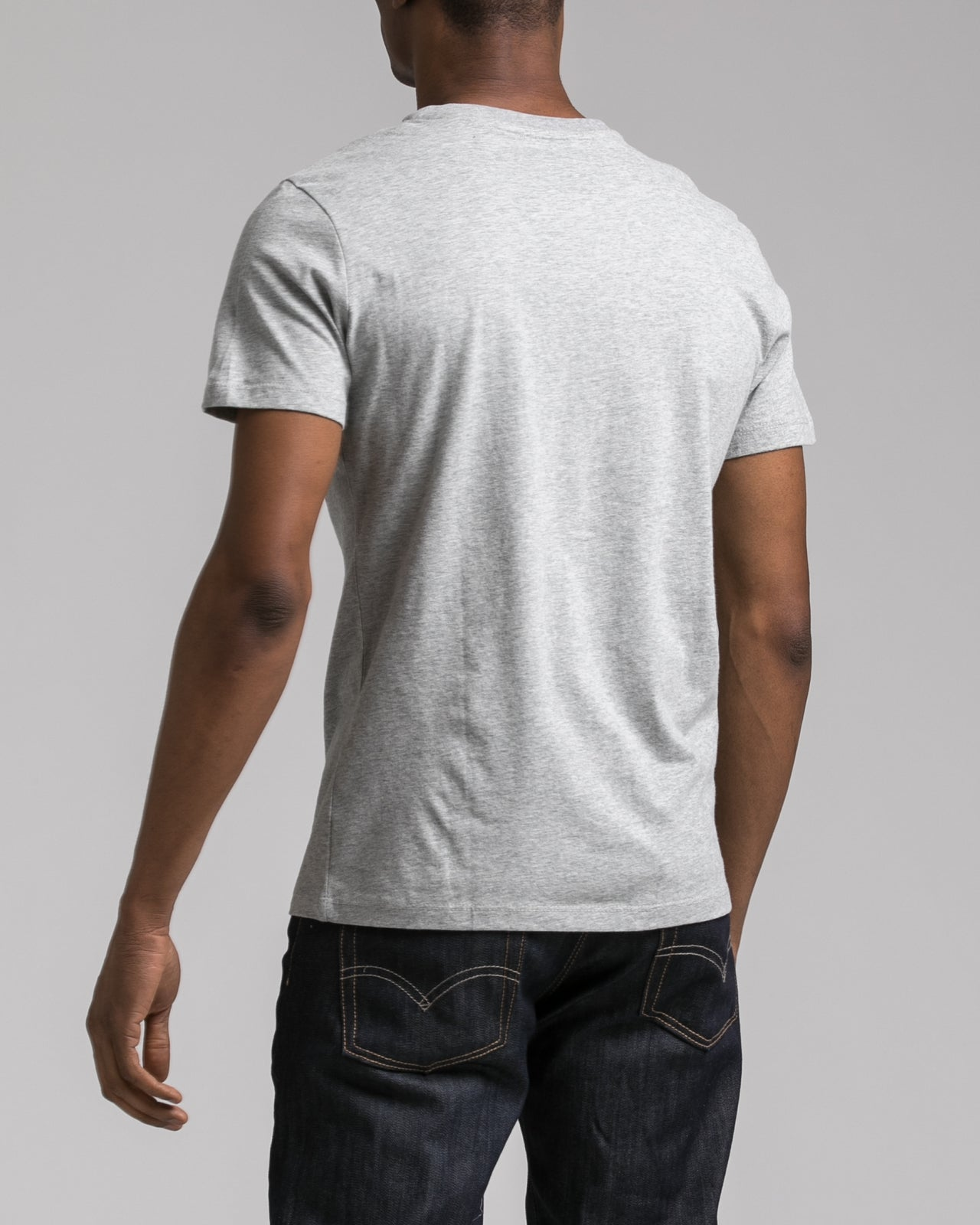 Slim Tee - Color: Heather Grey | Gray