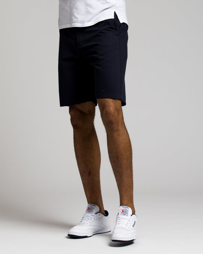 9 Inch Chino Short - Color: Navy | Blue