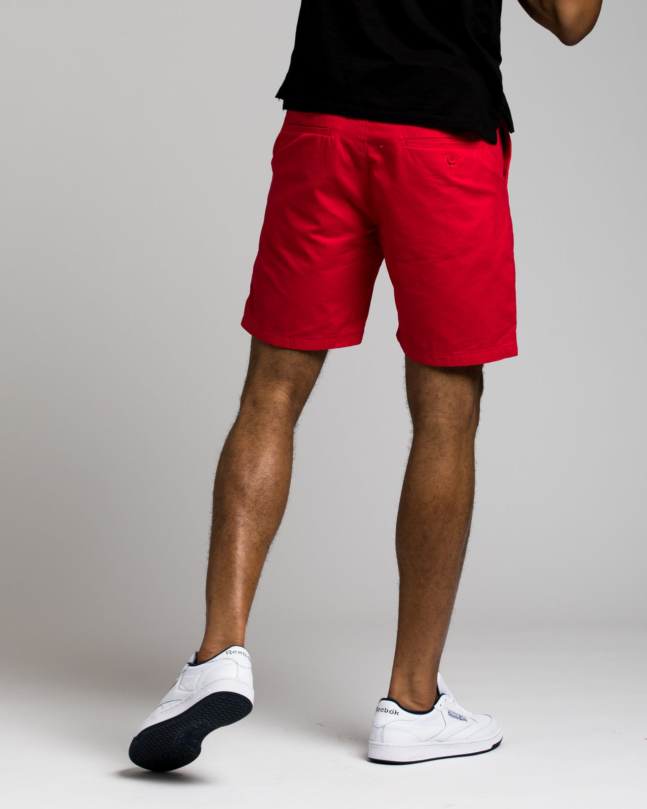 7 Inch Chino Shorts - Color: NANTUCKET RED | Red