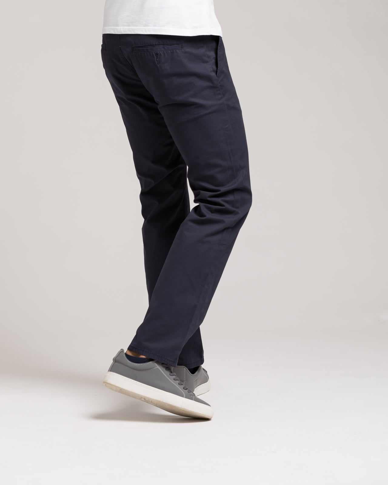 Slim Chino Pant - Color: Navy | Blue