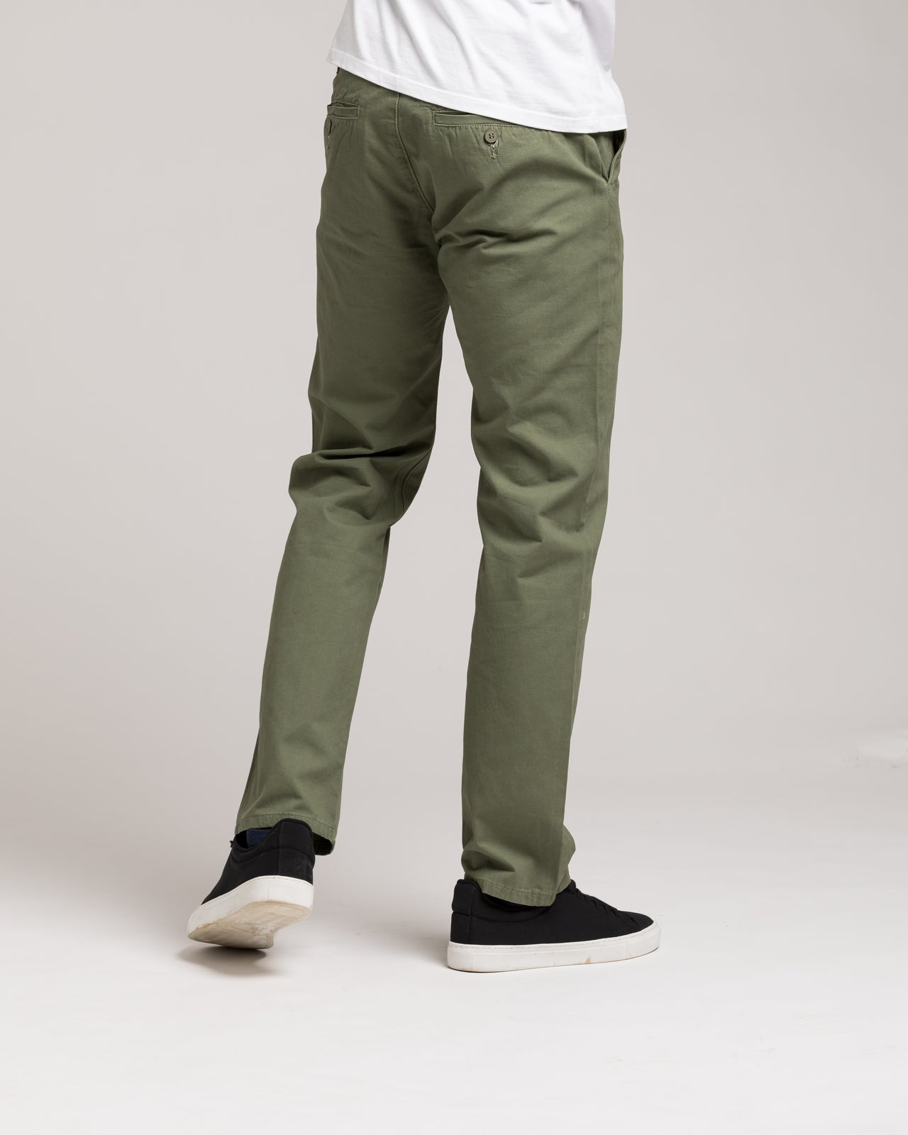 Slim Chino Pant - Color: Olive | Green