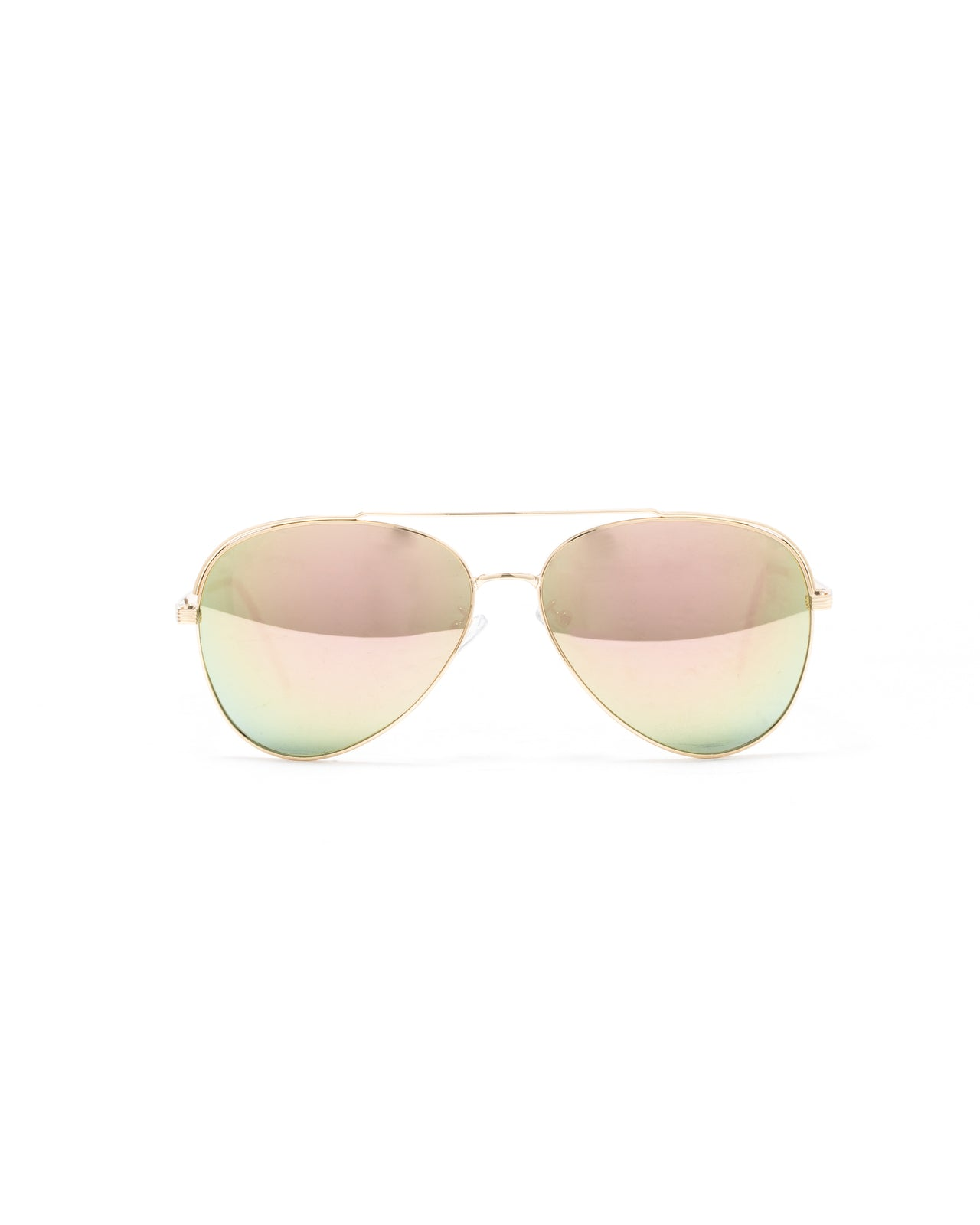 The 8022 Aviators - Color: Gold/Mirror | Gold
