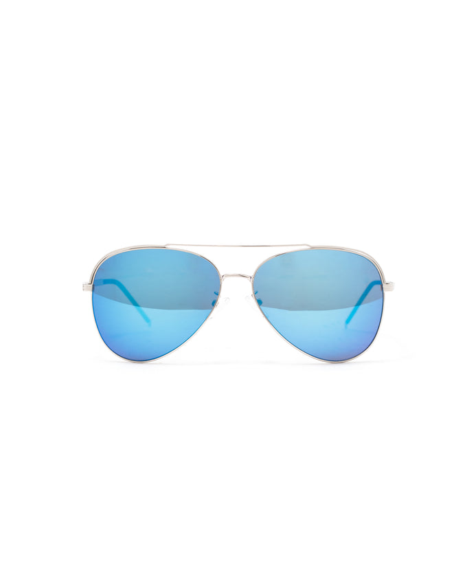 The 8022 Aviators - Color: Silver | Gray