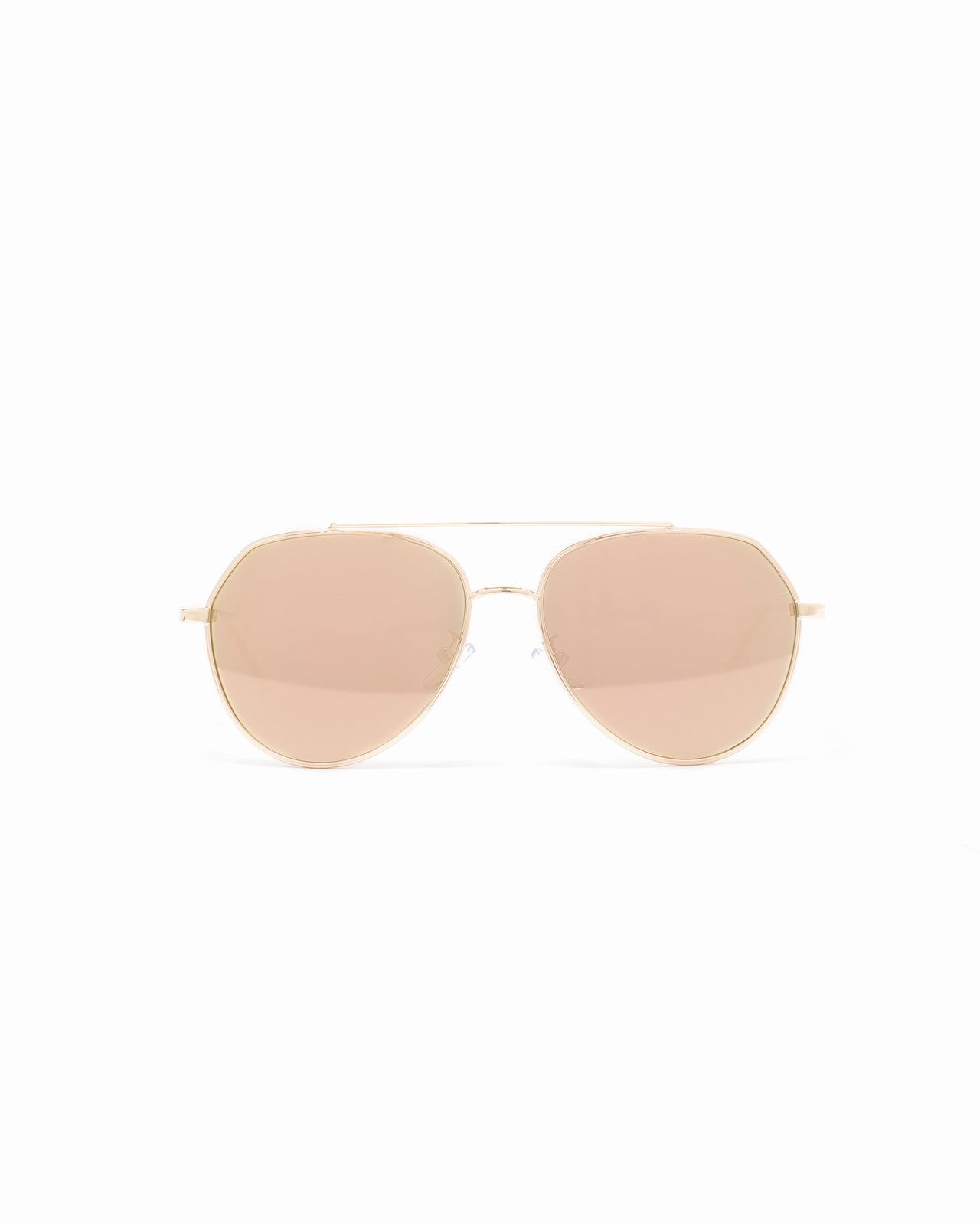The B8020 Aviators - Color: Gold | Gold