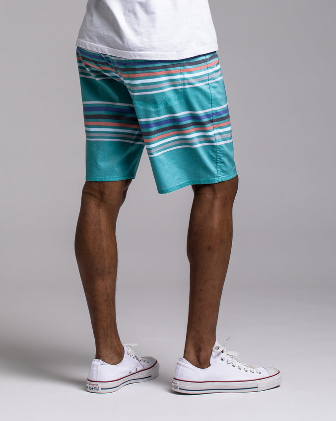Islands Trunk - Color: Light Teal | Blue