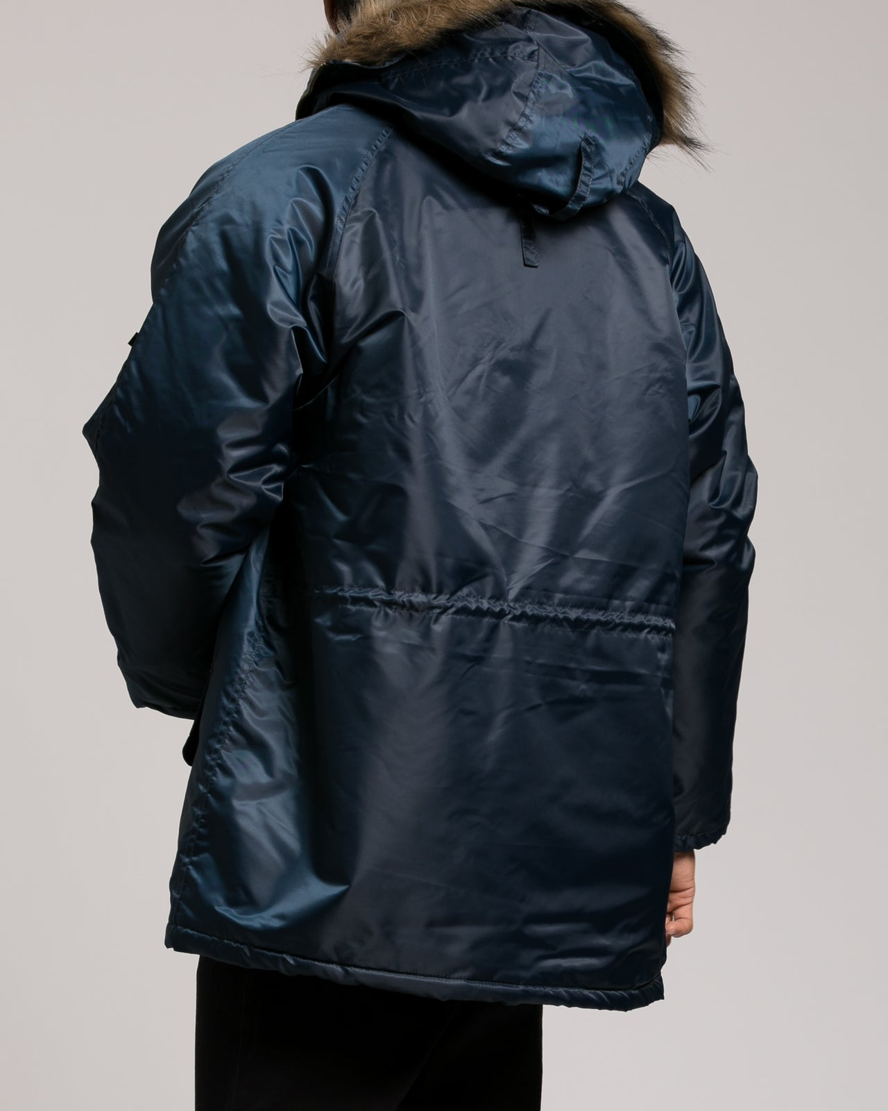 N 3B Snorkal Parka - Color: Navy Blue | Blue