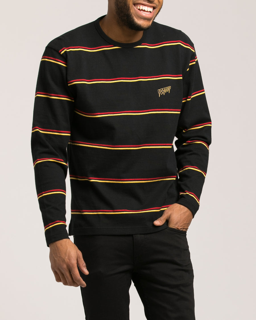 S And F Striped Shirt