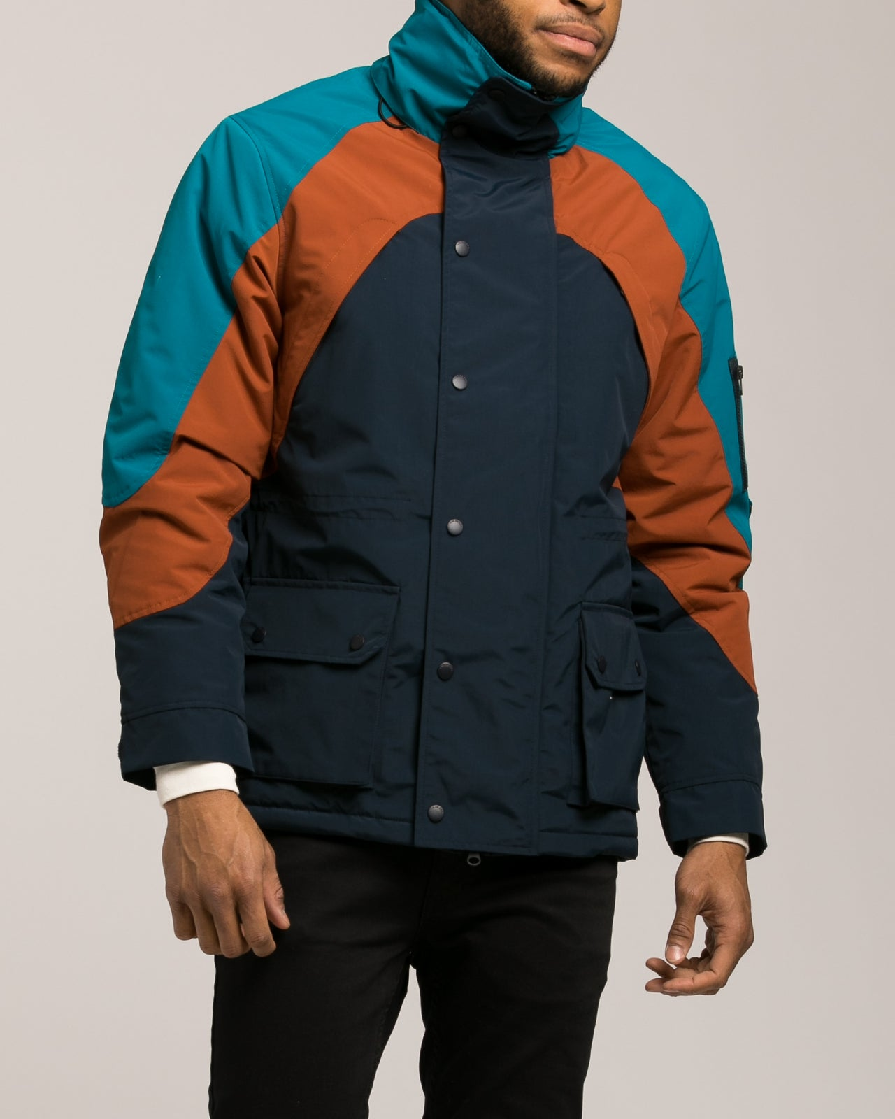 1988 Mountain Parka - Color: Multi | Multi