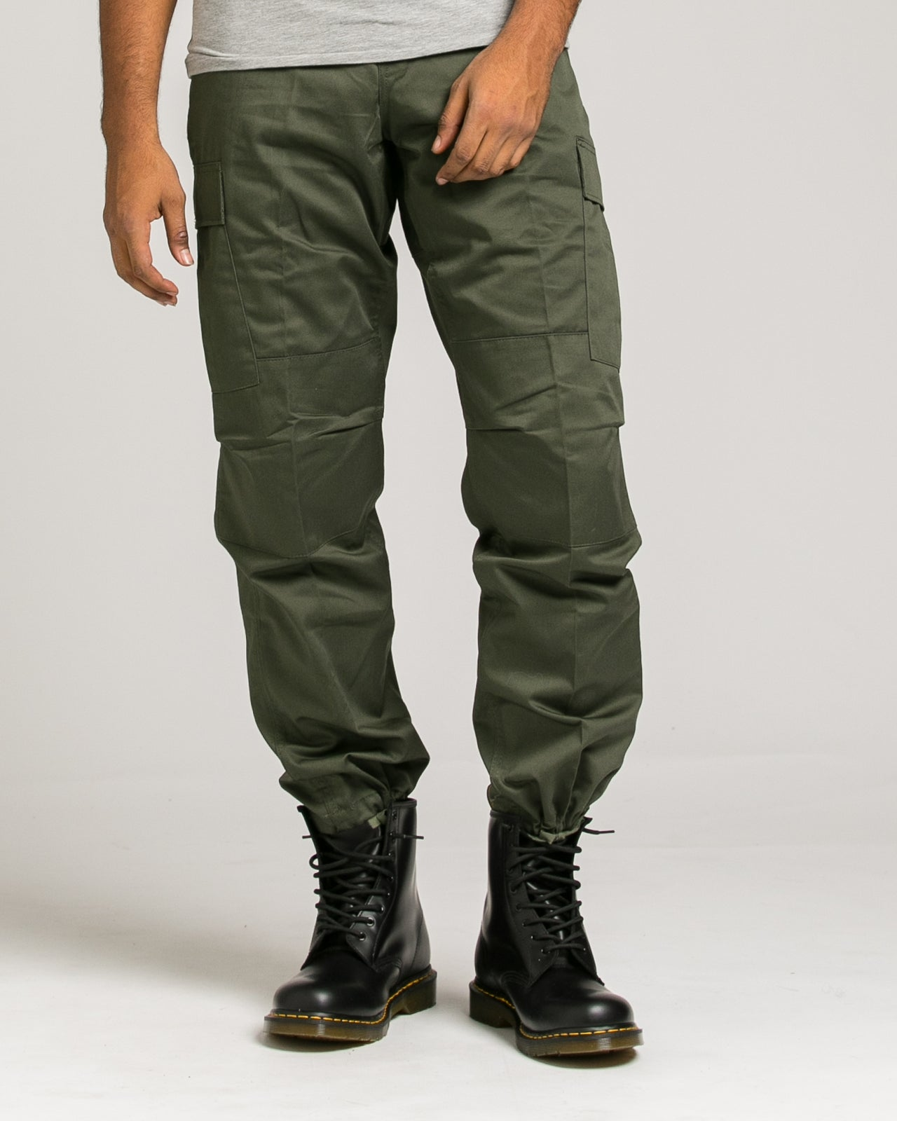 B.D.U. Pants - Color: Olive Drab | Green