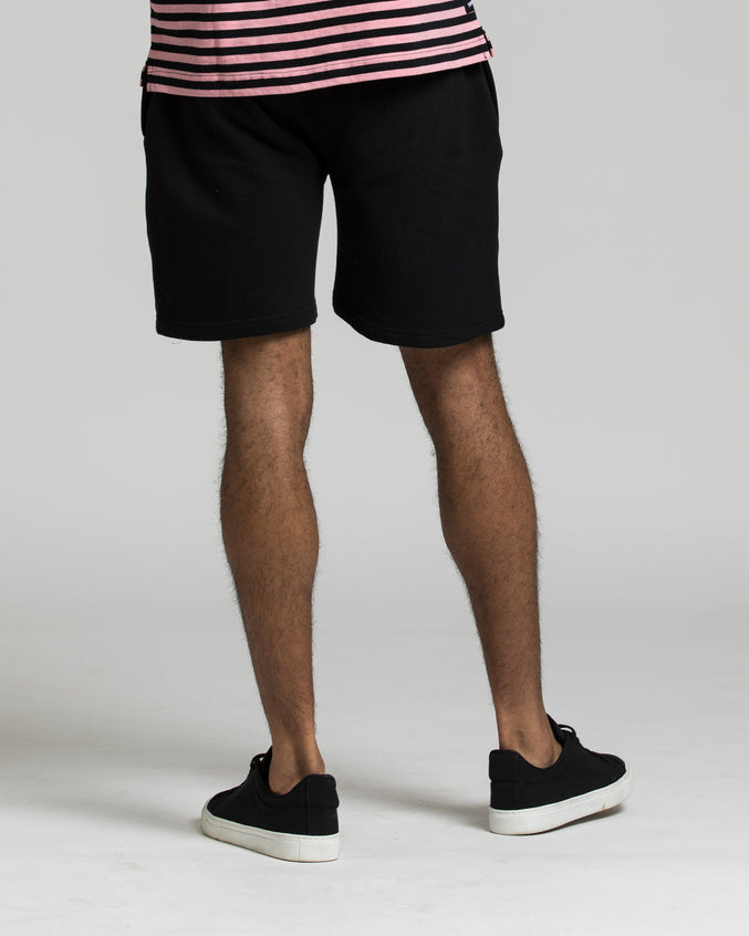 Sound And Fury Sweatshorts - Color: Black | Black