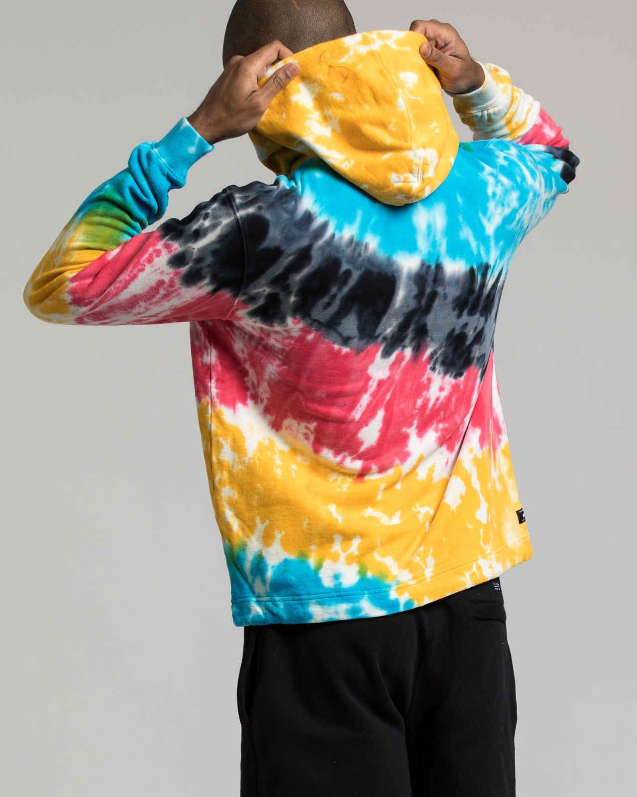 Flashback Lightweight Hoodie - Color: Multi | Multi