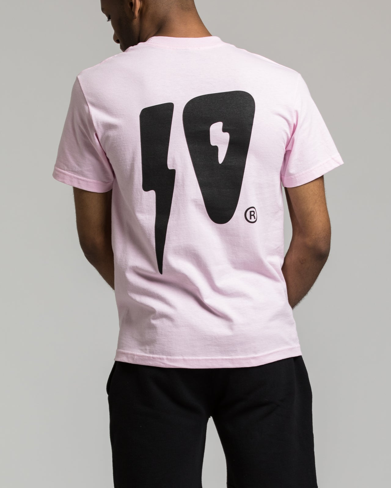 10 Strikes Tee - Color: Pink | Pink