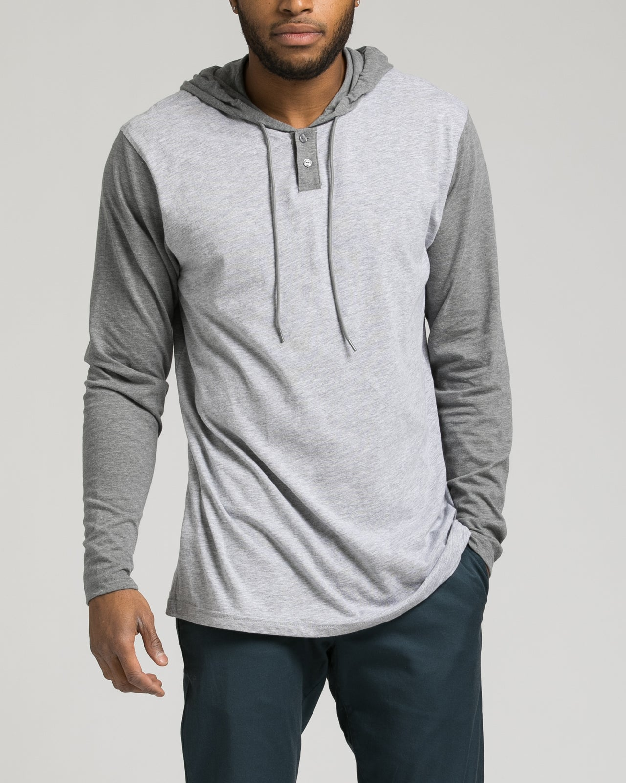 Pick Up Hoodie - Color: Athletic Heather | Gray
