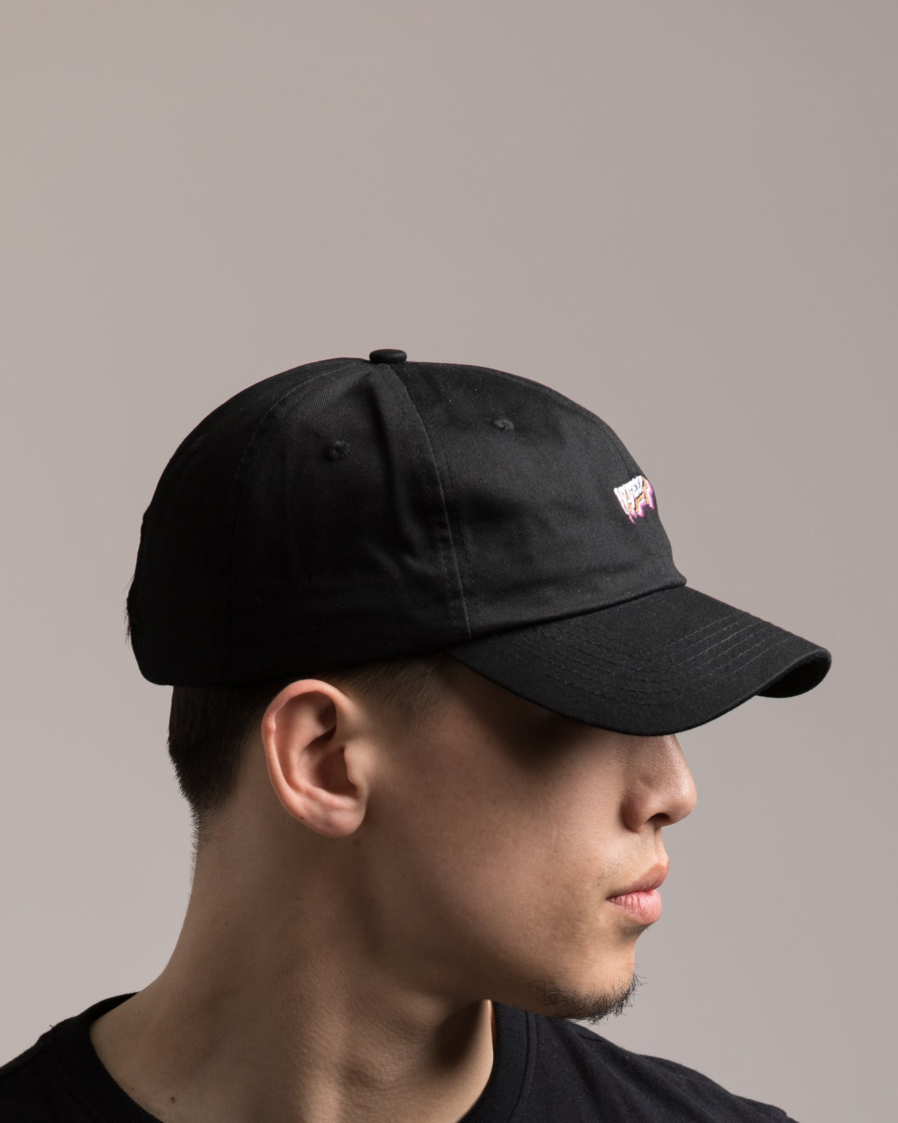 Sound & Fury Trippy Hat - Color: Black | Black