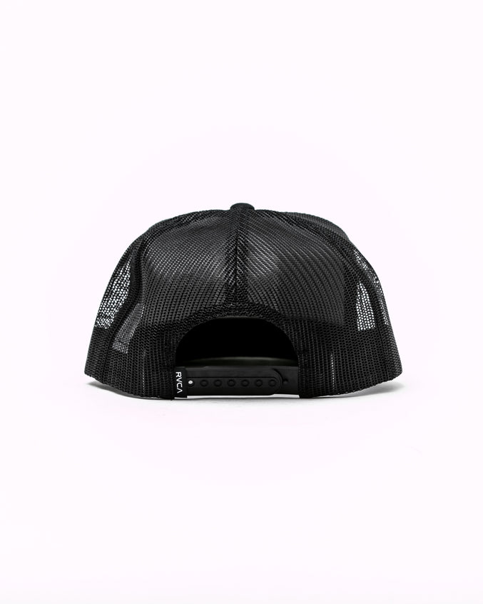 All The Way Trucker - Color: Black | Black