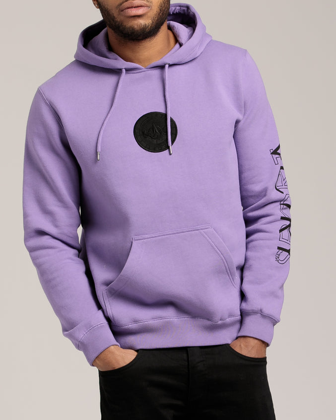 Competition Pull Over Hoodie - Color: Purple | Purple