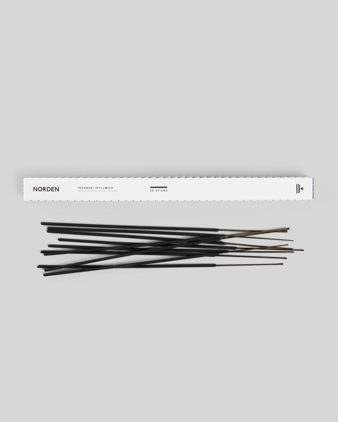 Idlywild Incense - Color: Black | Black