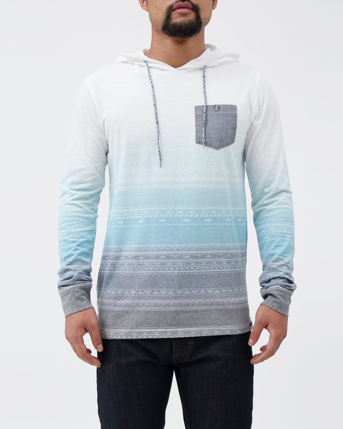 Observed Hoodie - Color: White | White