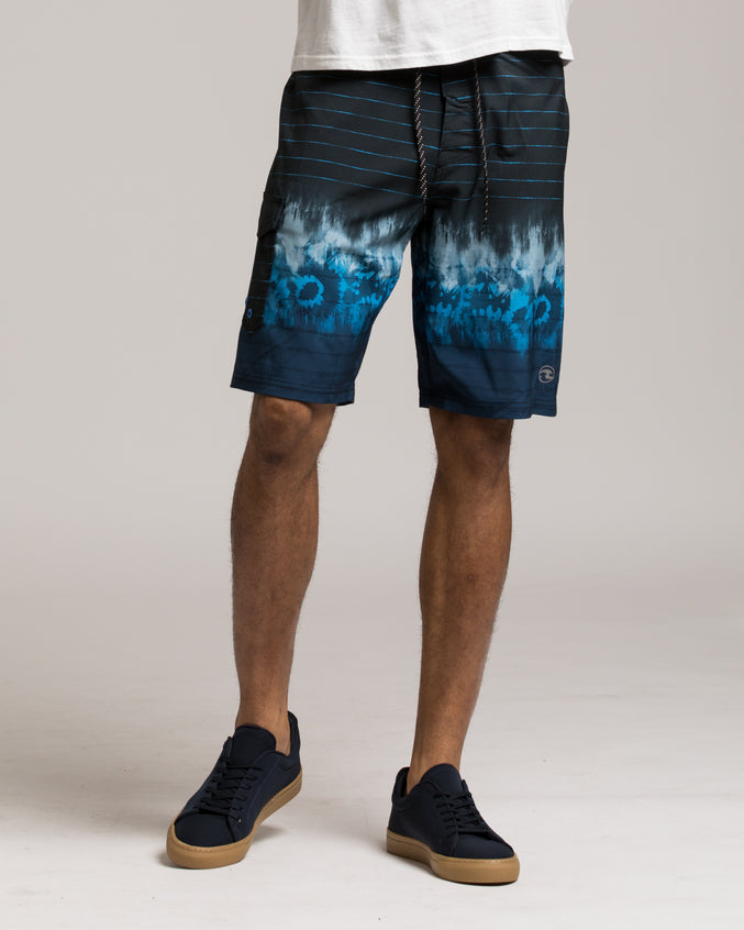 Fillmore Board Short - Color: Blue | Blue