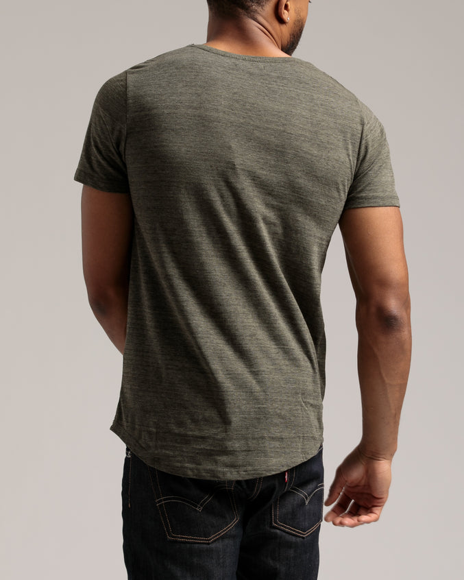 Fry Tee - Color: Napoleon | Green