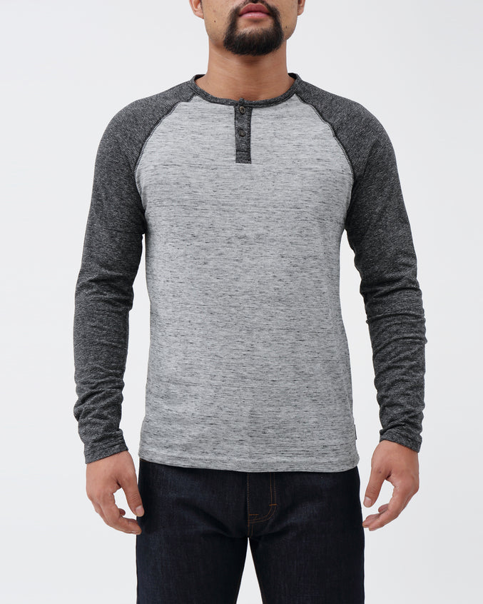 Driver LS Henley - Color: Black | Black