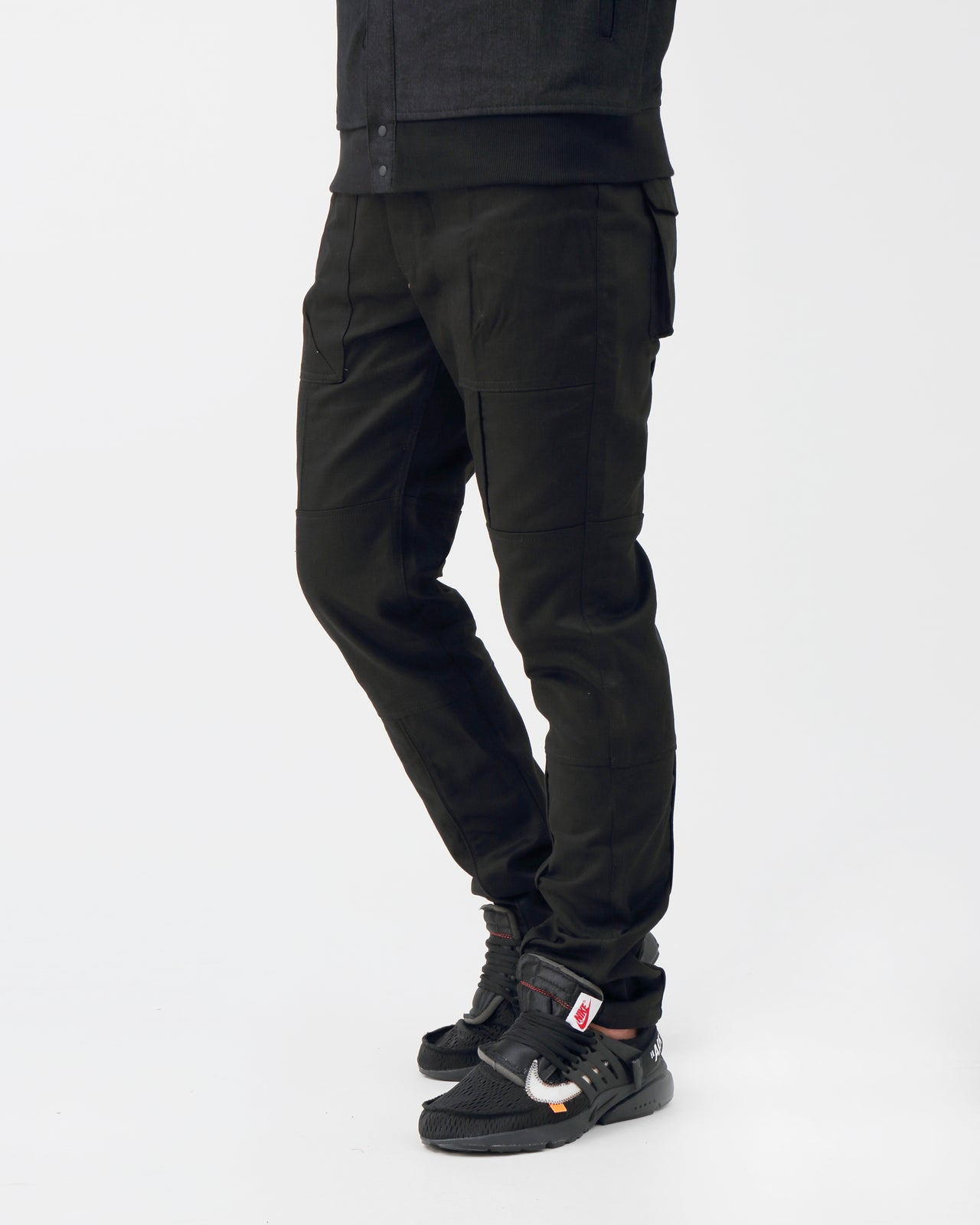 Bram Pant - Color: Black | Black